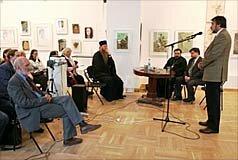 Профессор СПбГУ Петр Бухаркин